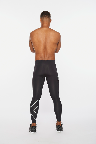 Core Compression Tights Men Black