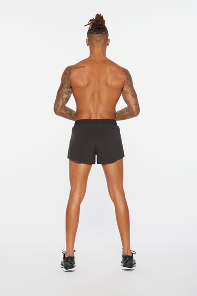 "Light Speed 3"" Shorts Men Black"