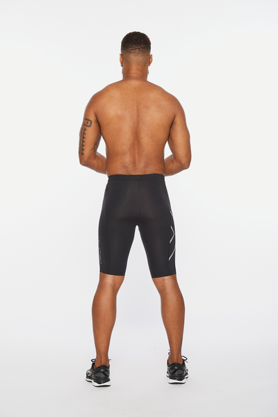 Core Compression Shorts Men Black