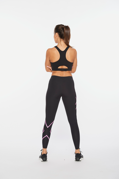 Core Compression Tights Women Black