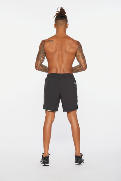 "Aero 7"" Shorts Men Black"