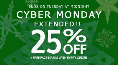 Cyber Monday has Started