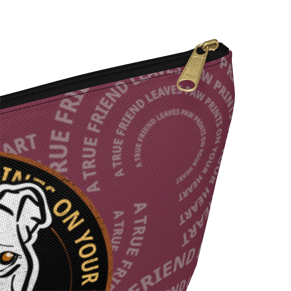 Save Chickie Zipper Pouch