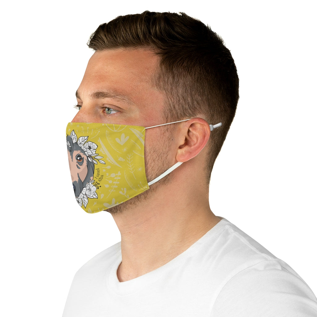 Alba Matters Fabric Face Mask
