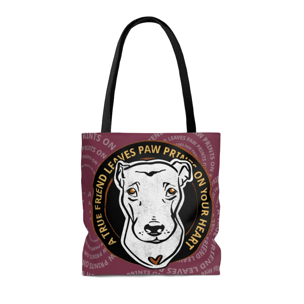 Save Chickie Tote Bag