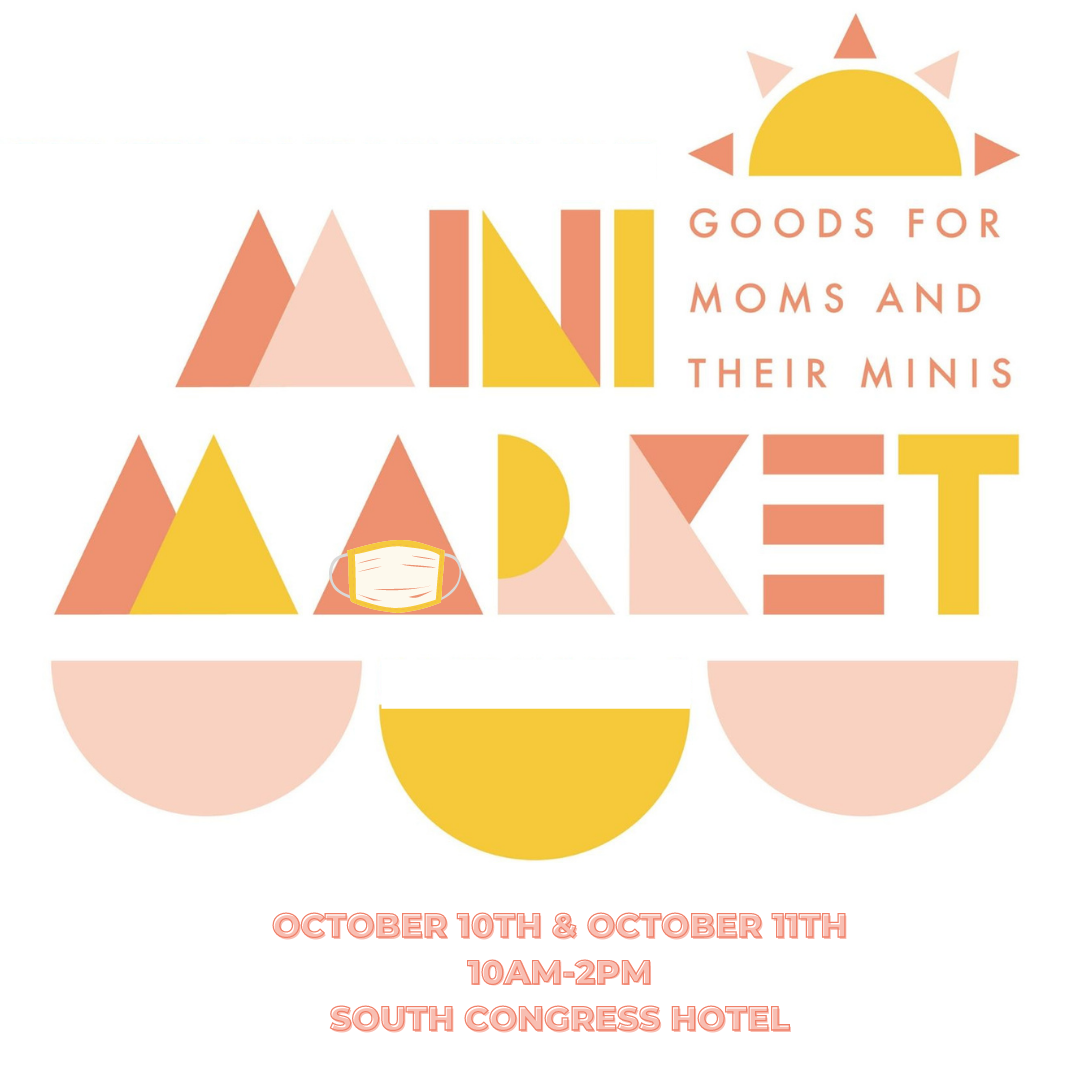 Mini Market is back! And rhae will be there!