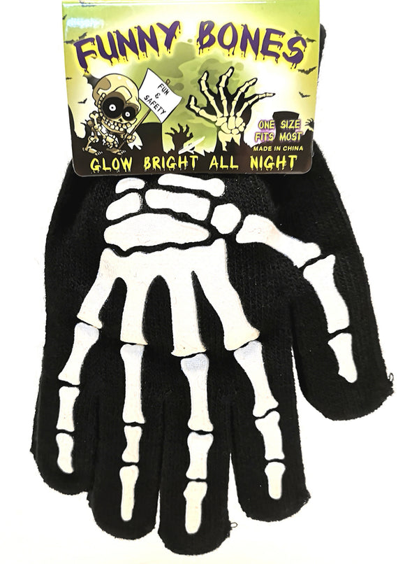 Haunted Gloves