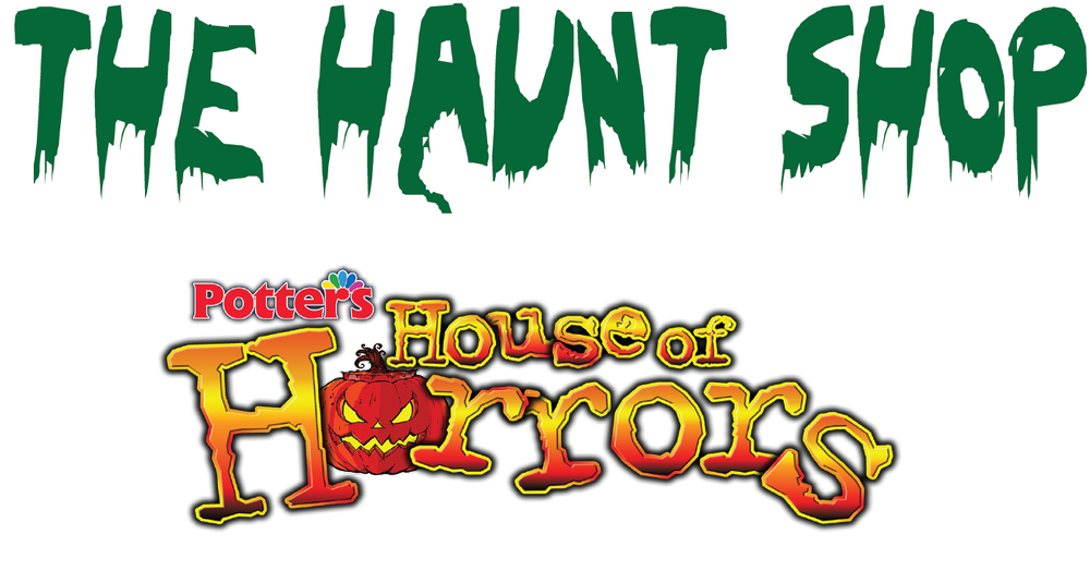 Potters House Of Horrors Haunt Shop