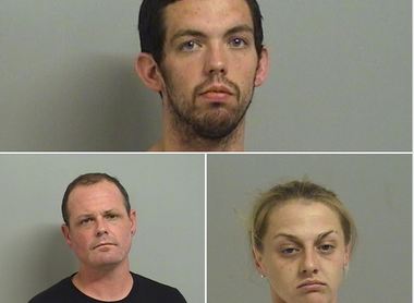 Tulsa police make three grand larceny arrests in one go