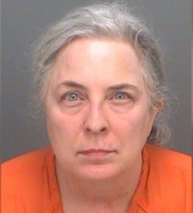 Michele Stilwell arrested for biting, choking, and slapping Uber driver in Florida