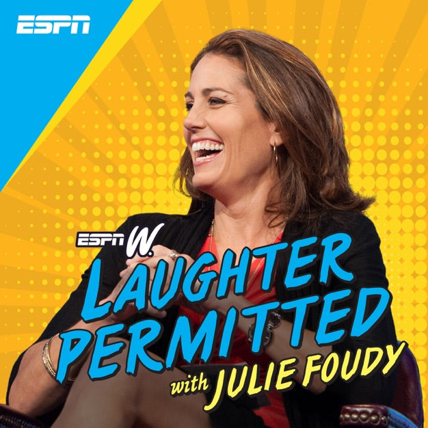 Natalie Portman on Laughter Permitted with Julie Foudy