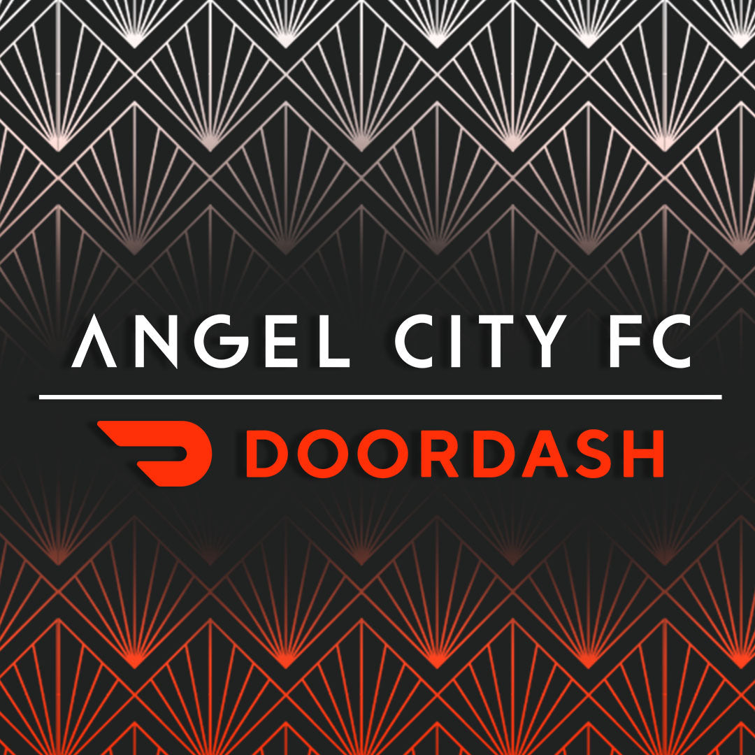 DoorDash x Angel City FC: Front-of-Kit Sponsor