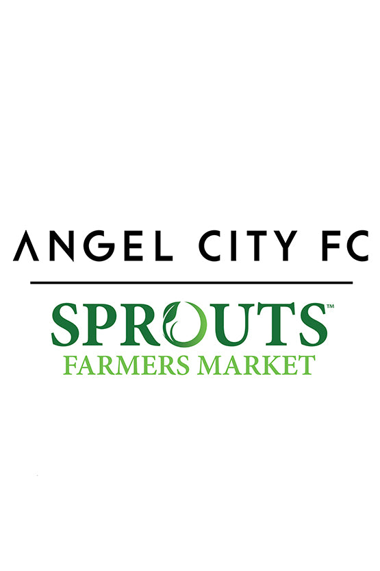 ANGEL CITY FC AND SPROUTS FARMERS MARKET PARTNER FOR BACK-OF-JERSEY SPONSORSHIP