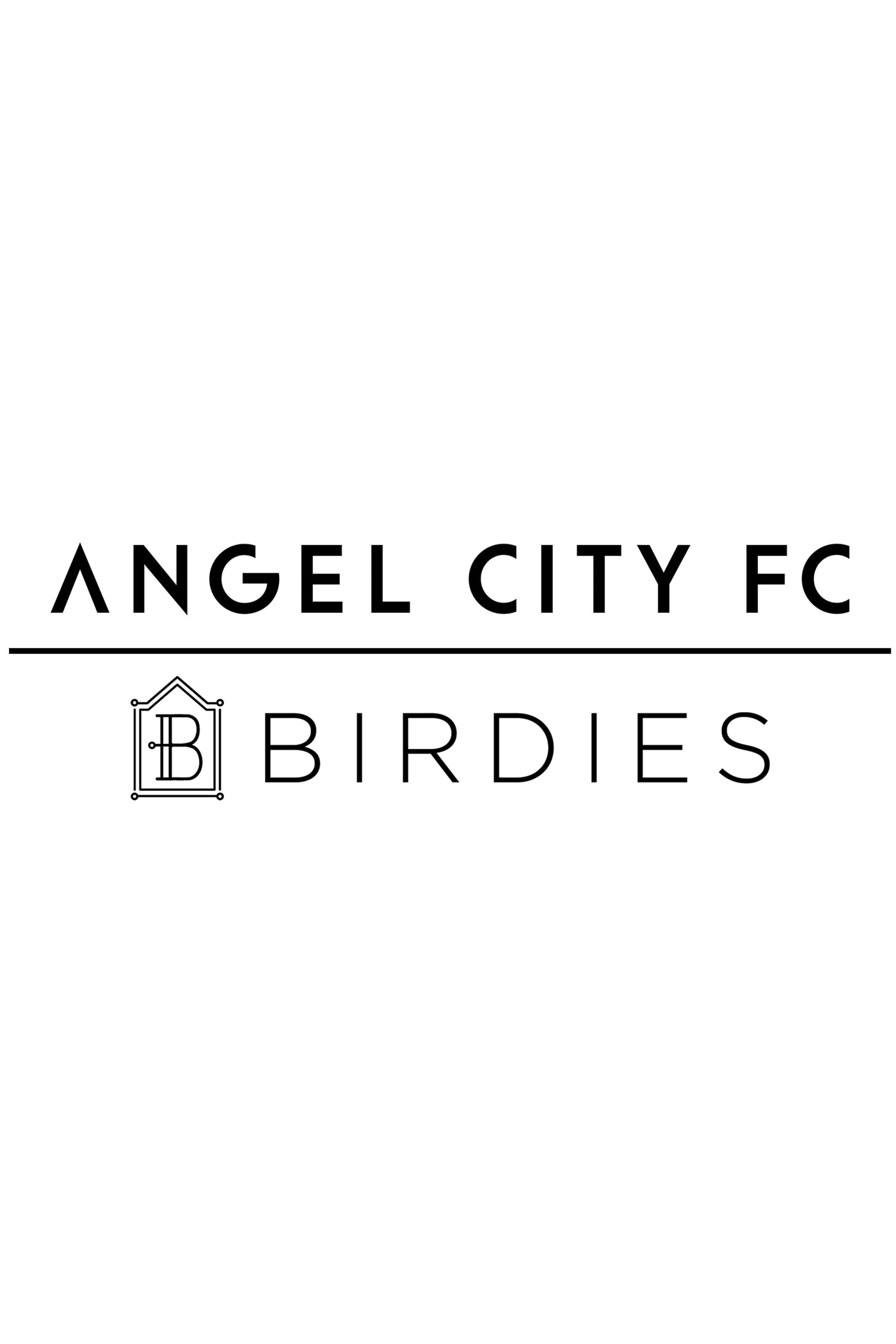 Birdies x Angel City FC: Founding Sleeve Sponsor