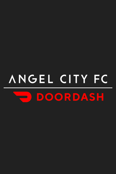 ANGEL CITY FOOTBALL CLUB STRIKES FOUNDING FRONT-OF-KIT SPONSORSHIP WITH DOORDASH