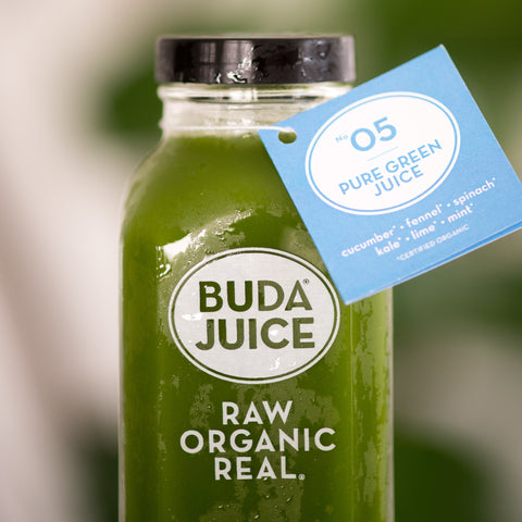 16oz Pure Green Juice