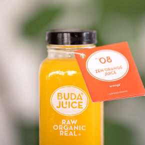 16oz Zen Orange Juice