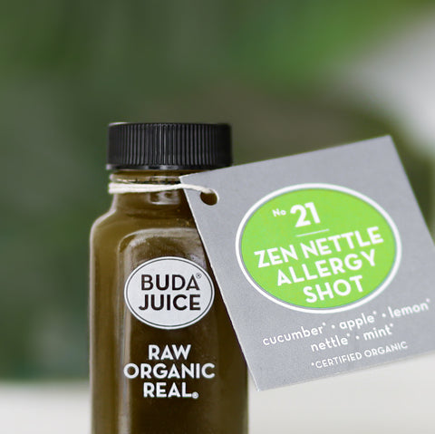 2oz Zen Nettle Allergy Shot