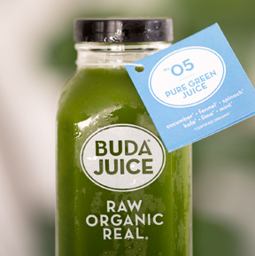8oz Pure Green Juice