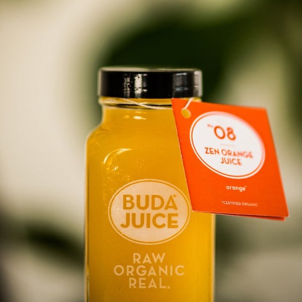 8oz Zen Orange Juice