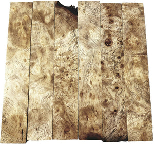 Myrtle Wood Burl Pen Blanks