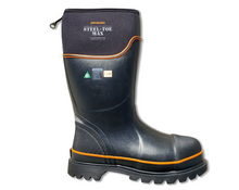 Load image into Gallery viewer, Steel Toe Max Cold Conditions Work Boot