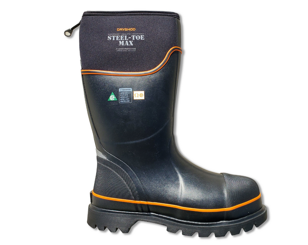 Steel Toe Max Cold Conditions Work Boot