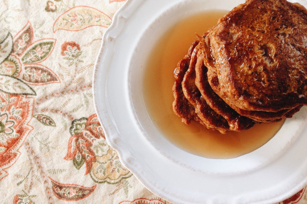 Meatless Monday Recipe: Pumpkin Pancakes