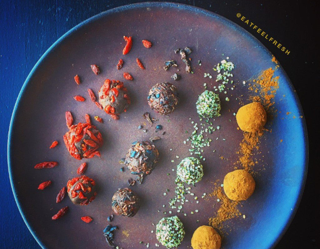 Meatless Monday Recipe: Superfood Chocolate Truffles