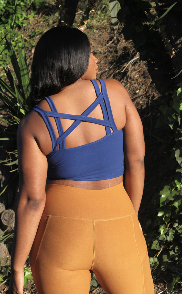 Our clothes are made to move on all bodies. We test our styles on our curve friends. They wear and workout in our pieces and provide us with feedback to ensure that our styles are working for them.