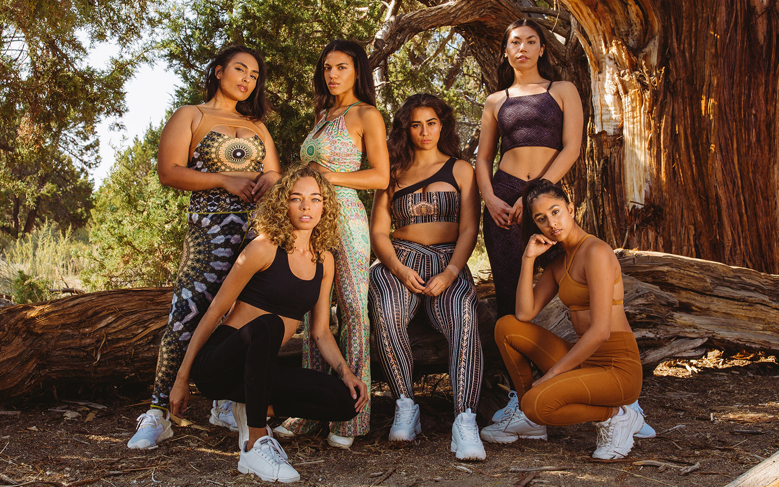 Wolven Sustainable Activewear and Swimwear as Zodiac Signs