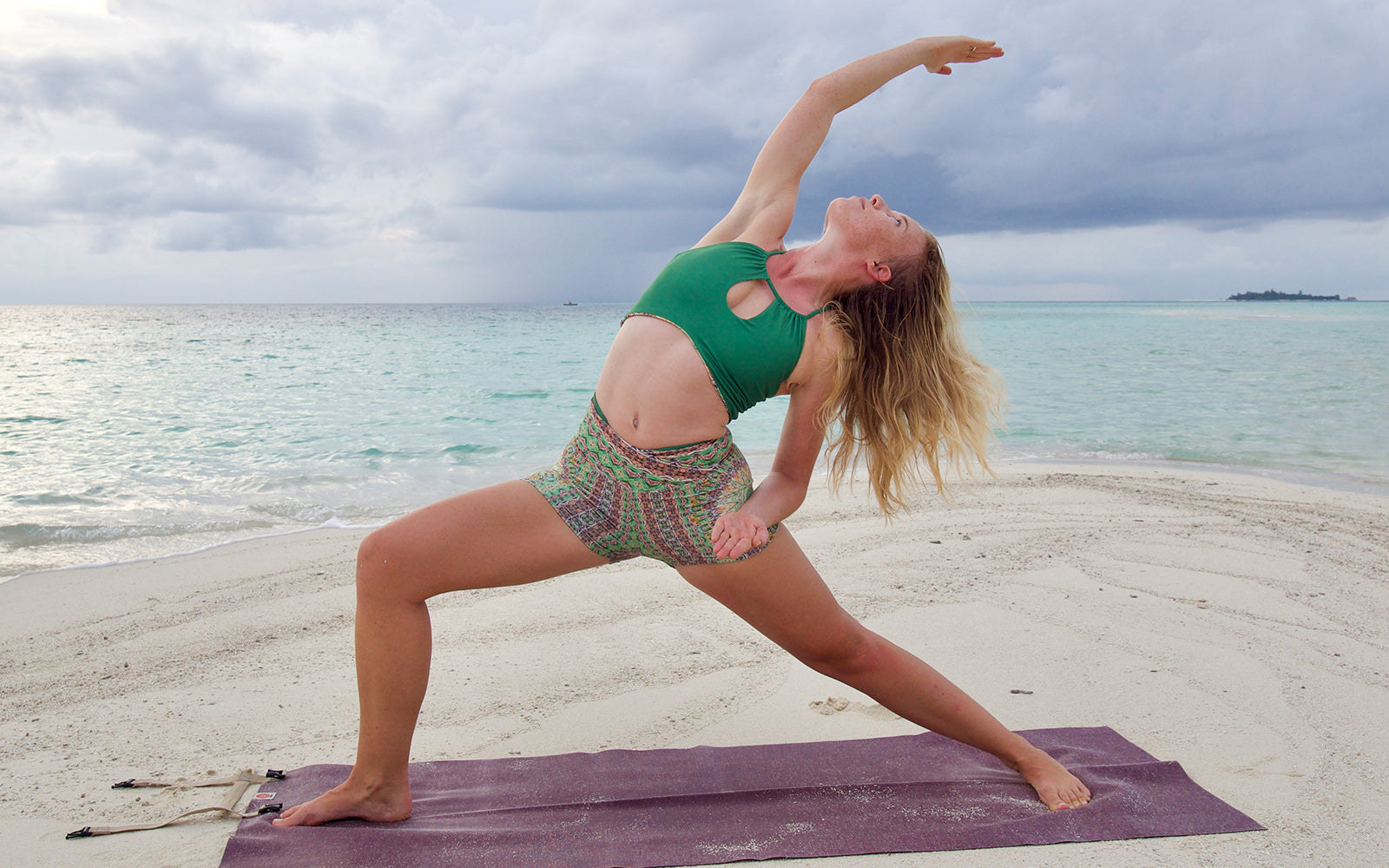 Wolven sustainable yoga activewear Wolf of the month brand ambassador