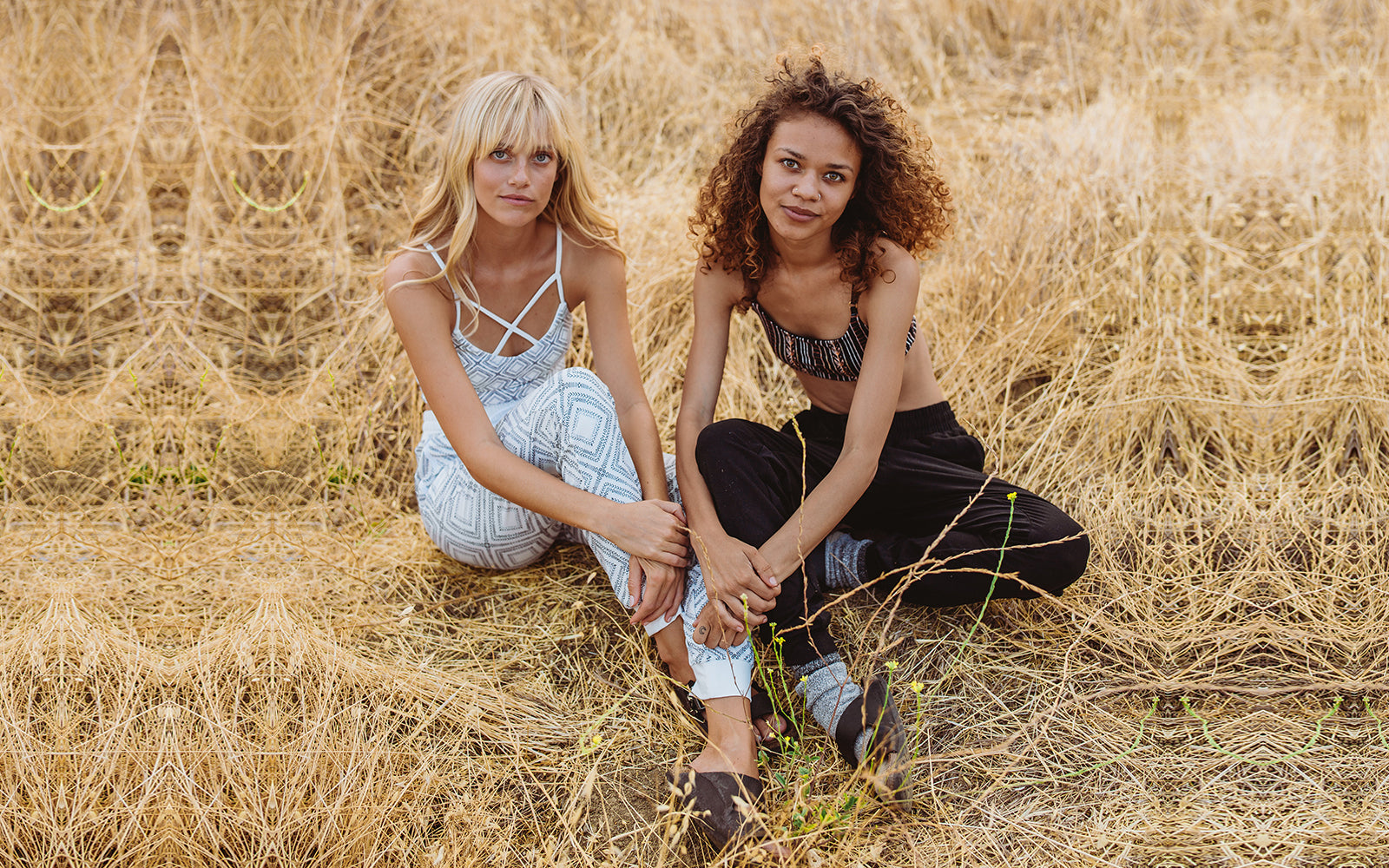 Wolven sustainable activewear fall styling