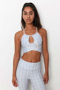 Aquarius Keyhole Top