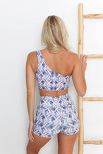 Oasis One Shoulder Top