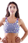 Mandala Crop Top