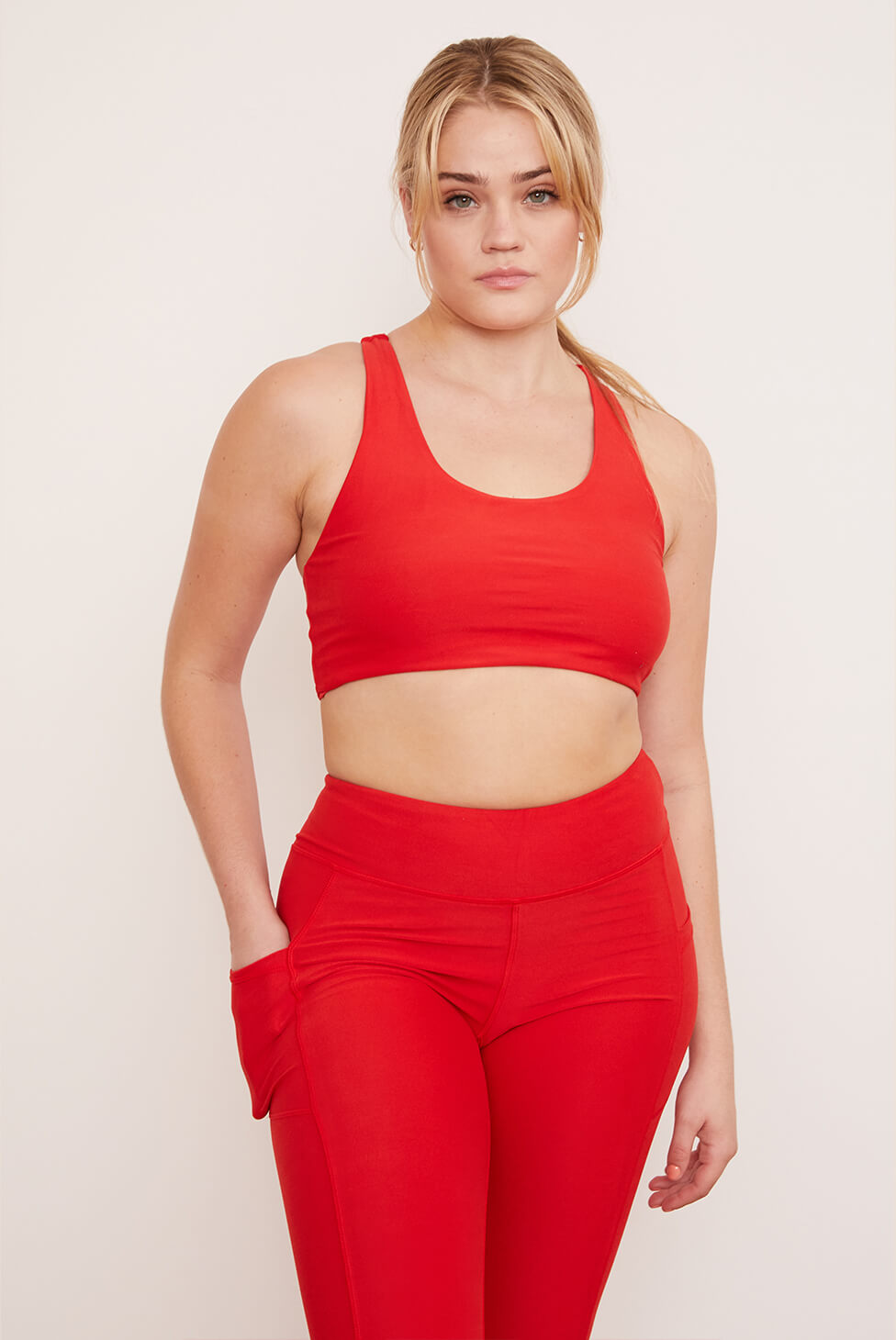 Yoga Top | Cayenne