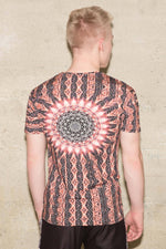Men's Heliocentric Crew Neck Tee