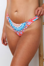 Santorini Reversible French Cut Bikini Bottom