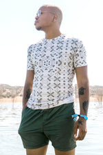 Men's Light Warrior Crew Neck Tee