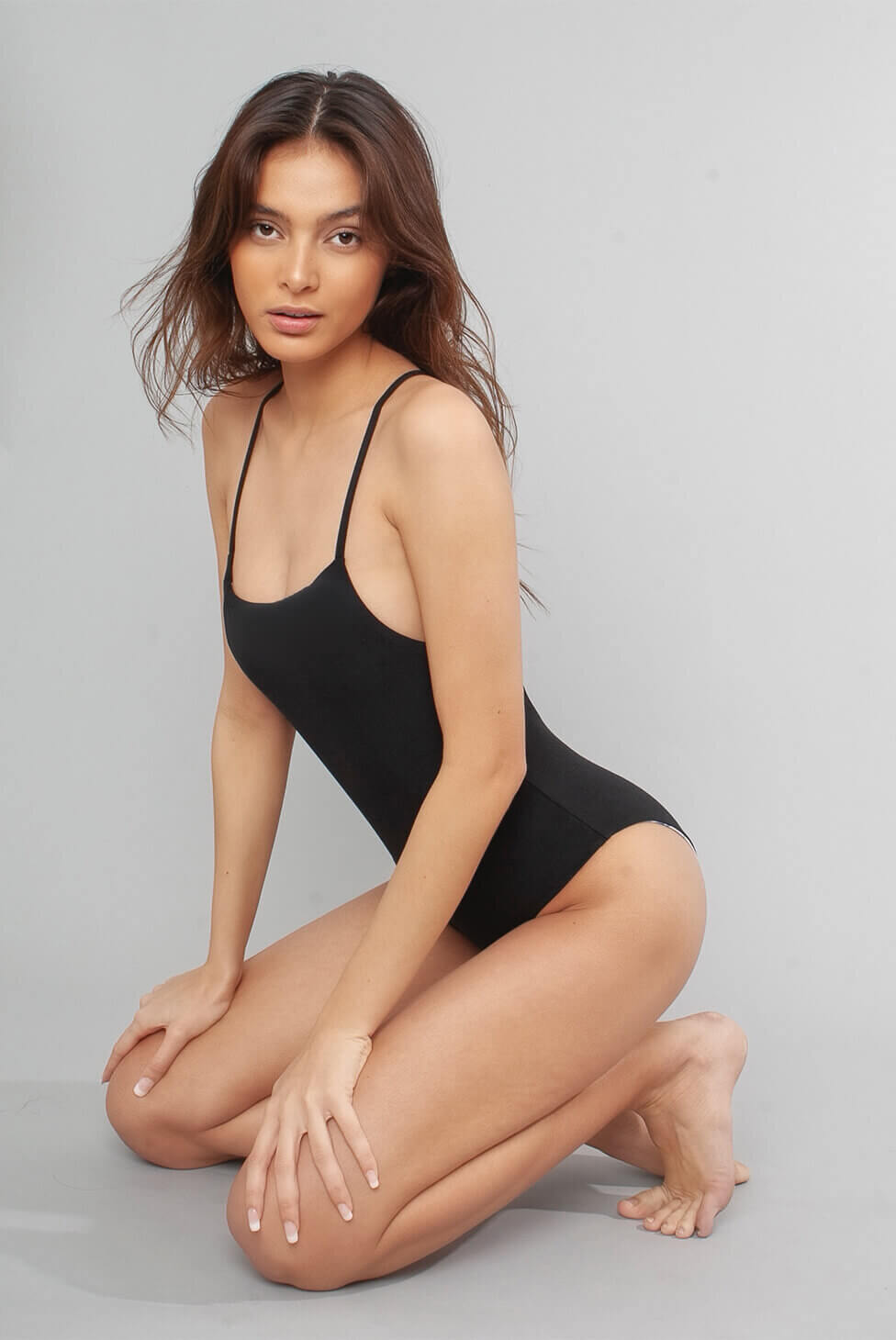 Oasis Straight-Neck One Piece