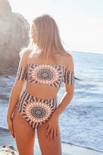 Heliocentric Reversible High-Waisted Bikini Bottom