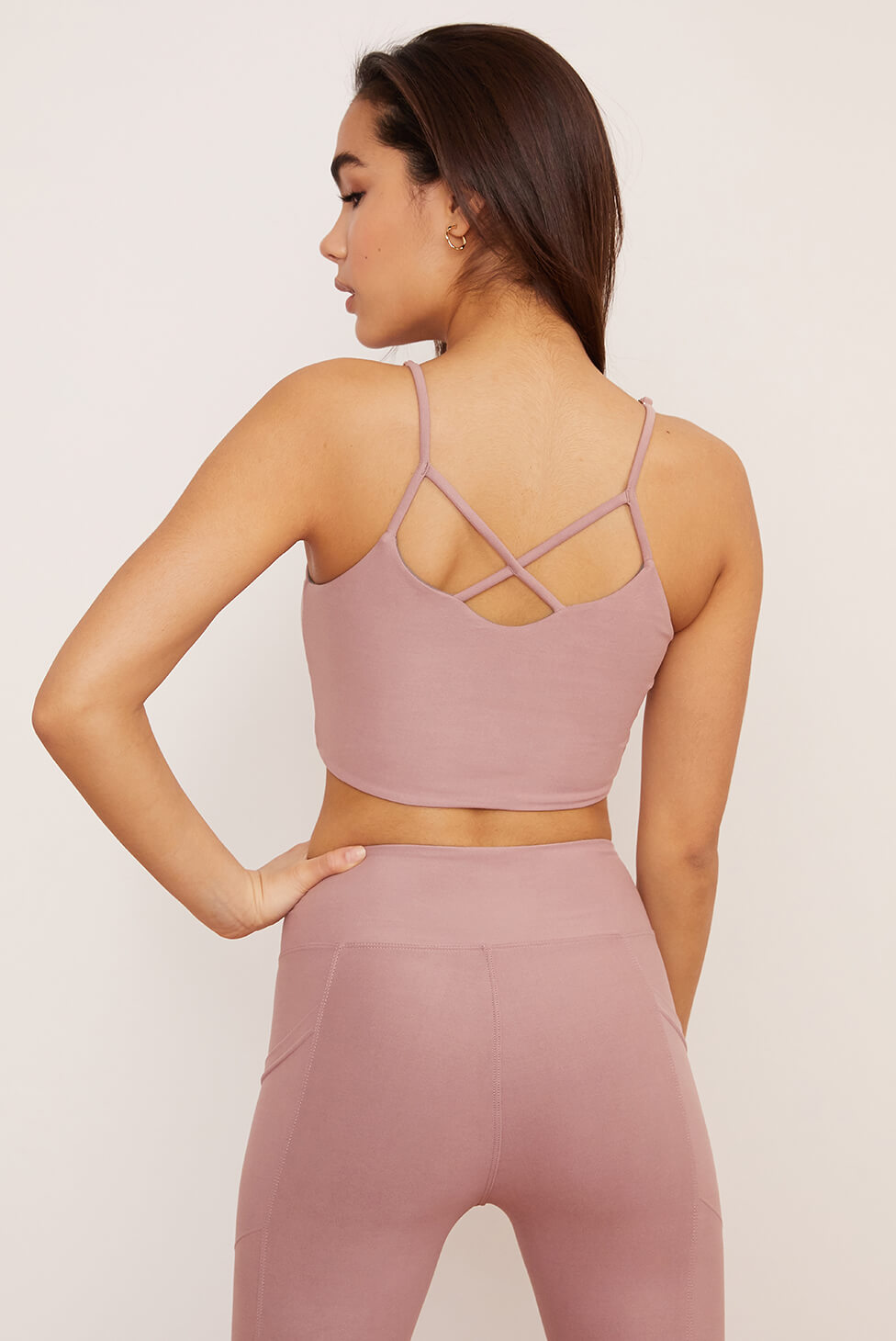 Crisscross Four-Way Top | Salt