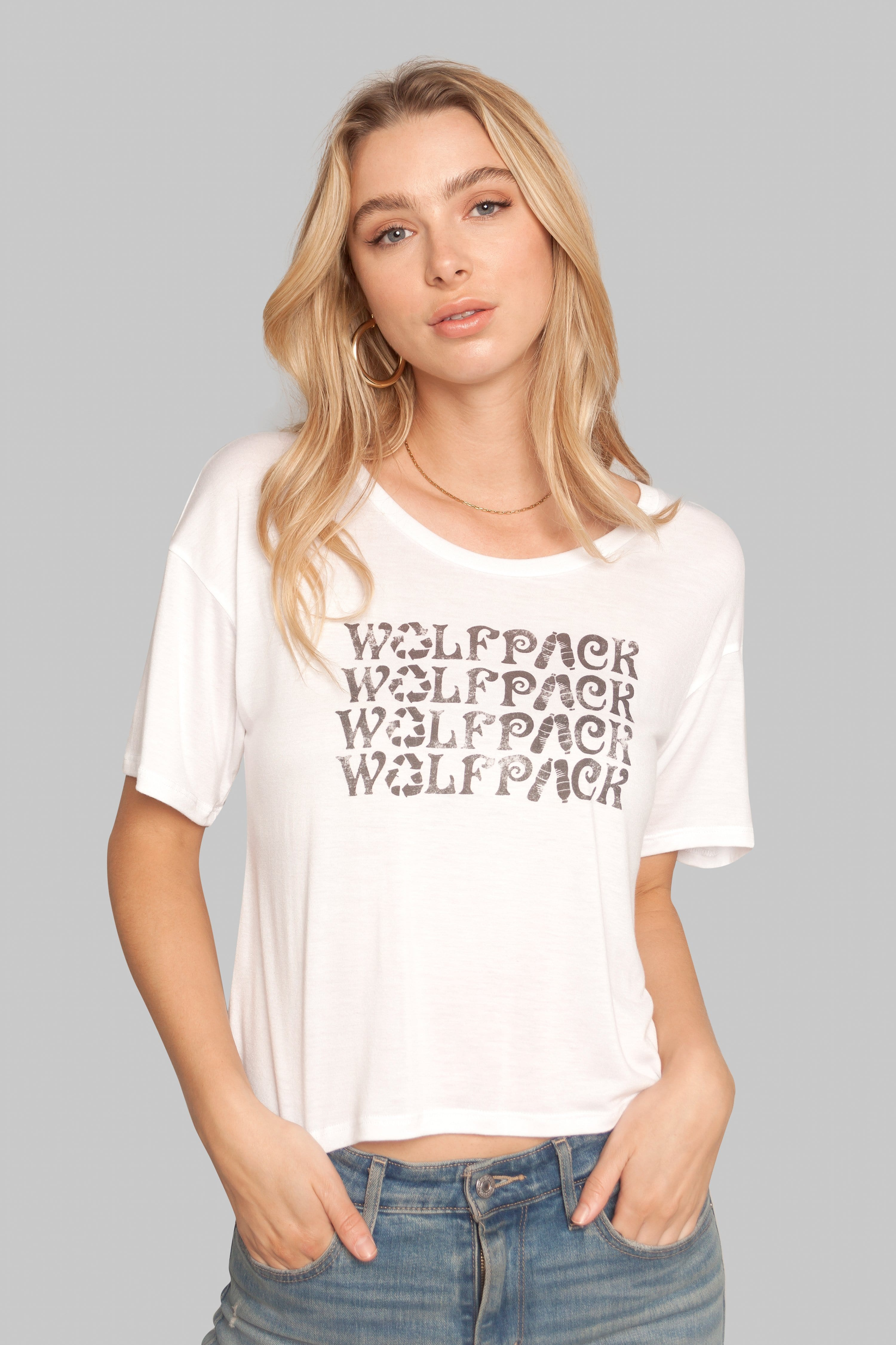 Wolfpack Graphic Tee Sustainable Graphic T-Shirt
