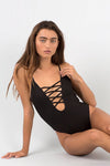 Heliocentric Ranger Reversible One Piece Swimsuit