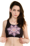 Cosmic Dust Yoga Top