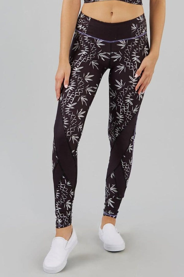 Flora Helix Panel Legging