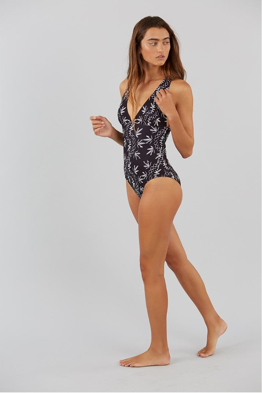 Flora Helix One Piece