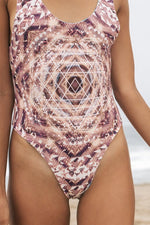 Harmonic Echo Reversible One Piece