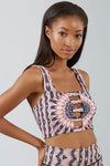 Heliocentric Front Cut-Out Top